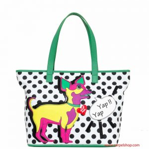 Braccialini Pop Dog Shopper
