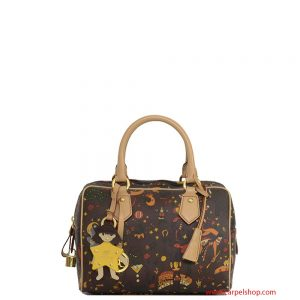Piero Guidi Magic Circus Bauletto Marrone