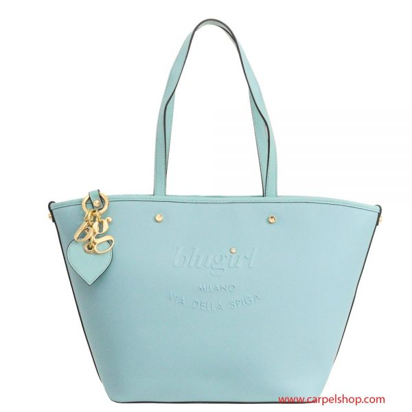 blugirl-via-della-spiga-shopper-light-blue-fronte