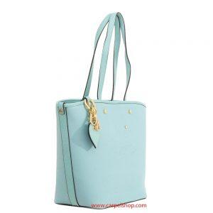 blugirl-via-della-spiga-shopper-light-blue-lato