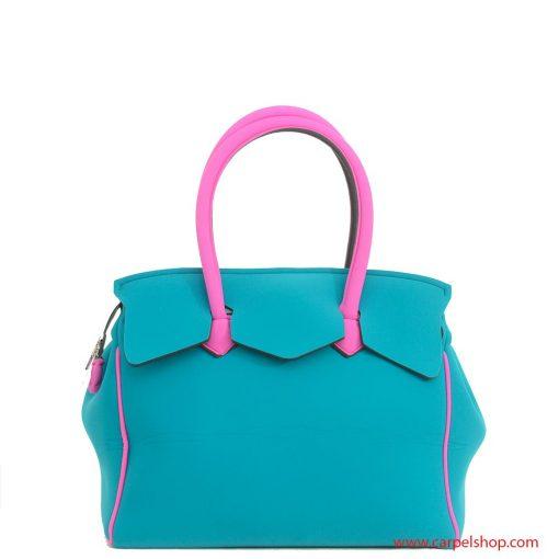 Save My Bag Black Label Miss Bali dietro