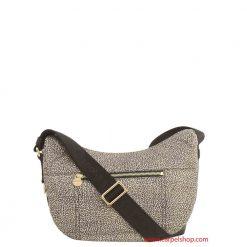 Borbonese Luna Bag Small con Zip Op Classic