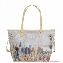 Y Not Beige Manhattan Shopper