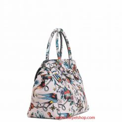 Save My Bag Miss Tattoo Cipria lato