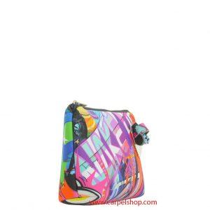 Save My Bag Bustina Fiocco Graffiti lato