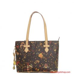 Piero Guidi Magic Circus Shopper Mini Marrone