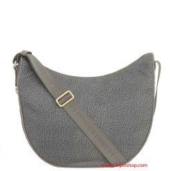 Borbonese Luna Bag medium Mud
