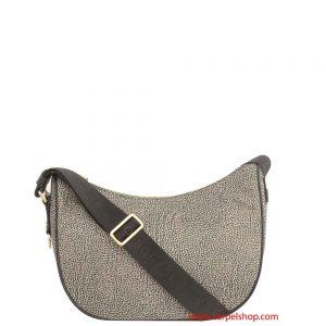 Borbonese Luna Bag Small Op Classic