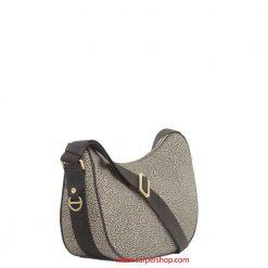 Borbonese Luna Bag Small Op Classic lato