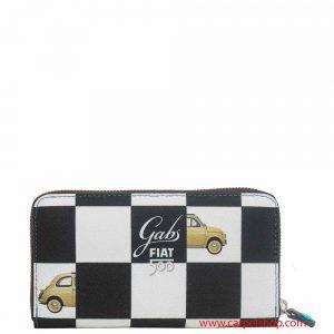 Portafoglio Gabs Studio Fiat 500 Gp