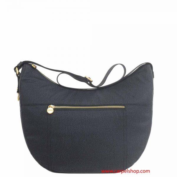 borse-borbonese-luna-bag-tasca-black-fronte