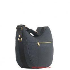 Luna Bag Tasca Nero lato