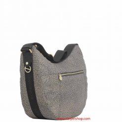 Borsa Borbonese Luna Bag Tasca Op Classic lato