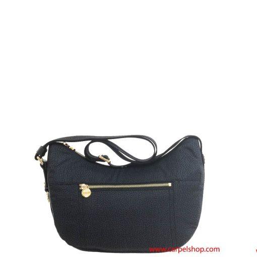 borse-borbonese-luna-bag-tasca-small-nero-fronte