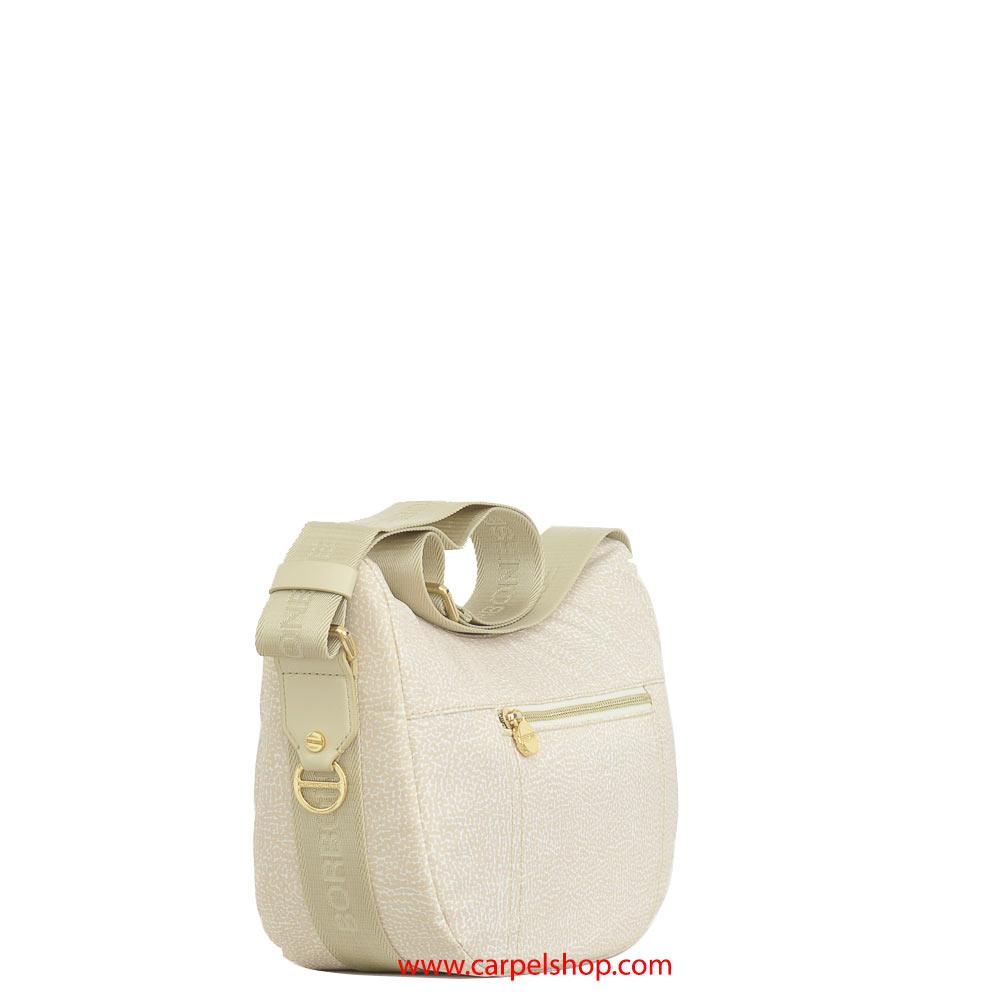 Borse Borbonese In Offerta : Borsa borbonese luna bag tasca small cream
