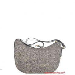 Borbonese Luna Bag Tasca Small Op Classic dietro