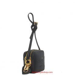 Blugirl milano via della spiga Mini Bag Nero lato