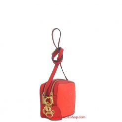 Blugirl milano via della spiga Mini Bag Rosso lato