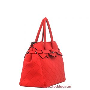 Save My bag Miss Paris Red Coat lato
