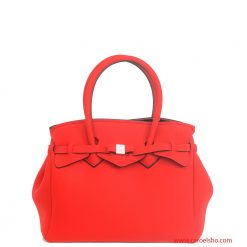 Save My Bag Miss Red Coat