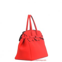 Save My Bag Miss Red Coat lato