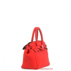 Save My Bag Miss Petite Red Coat lato
