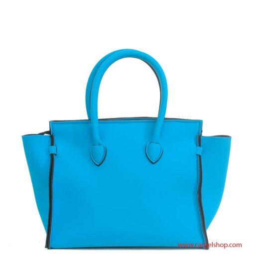 Save My Bag Portofino Peacock dietro