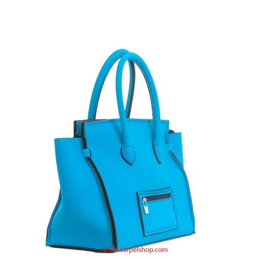 Save My Bag Portofino Peacock lato