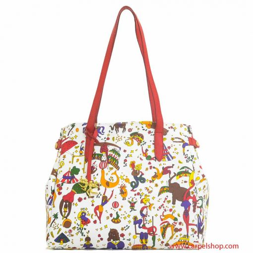 borsa-piero-guidi-magic-circus-shopper-bianco