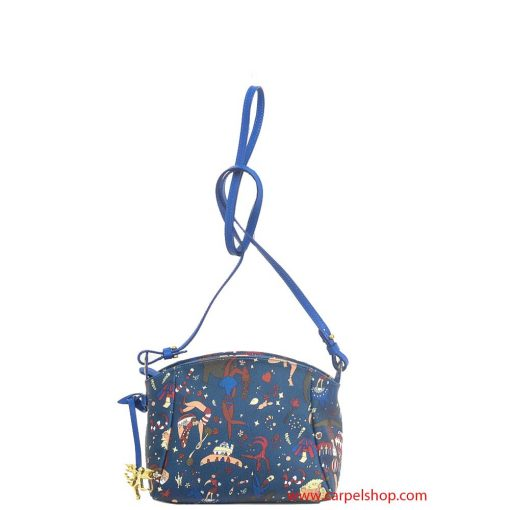 borsa-piero-guidi-magic-circus-tracollina-blu-di-prussia-fronte