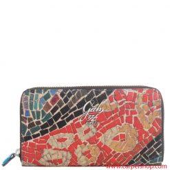 Portafoglio Gabs Studio GMoney 17 Mosaico dietro