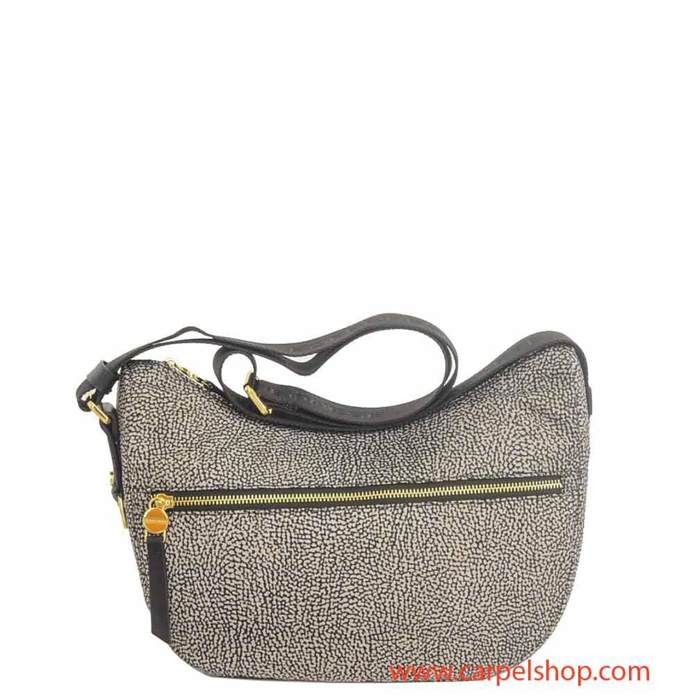 Bag Small Borbonese Op Classic Tasca Borsa Luna BorboneseBorse VpUzqSMG