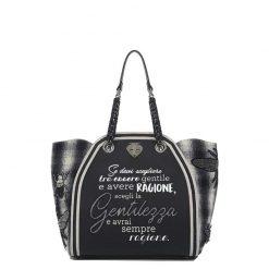Le Pandorine Classic GENTILEZZA Tartan Black
