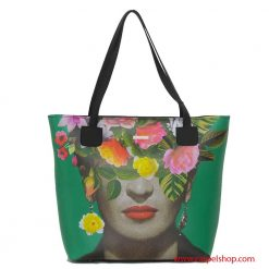 Aviero Rodriguez Shopper Frida Flower