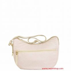 Borsa Borbonese Luna Bag Tasca Small Cream