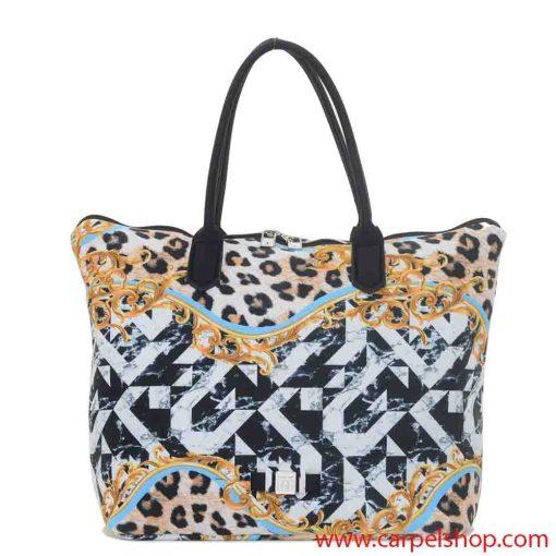 Borsa Save My Bag Madame Xlight Barocco