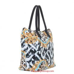 Borsa Save My Bag Madame Xlight Barocco lato