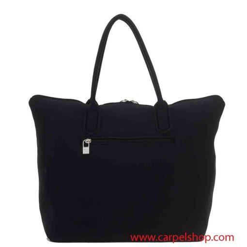 Borsa Save My Bag Madame Xlight Nero dietro