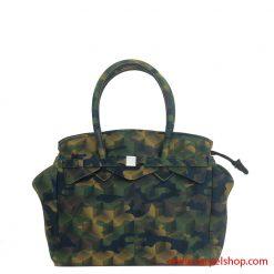 Save My Bag Miss Plus Camouflage Gree