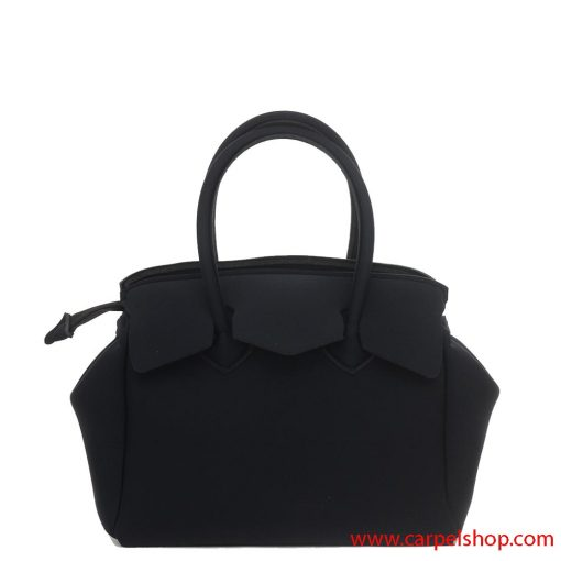 Borsa Save My Bag Miss Plus Nero dietro