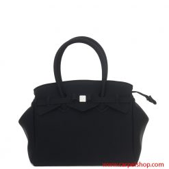 Borsa Save My Bag Miss Plus Nero