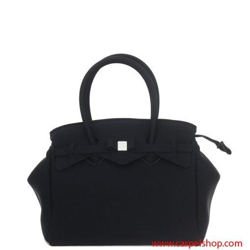 Borsa Save My Bag Miss Plus Nero