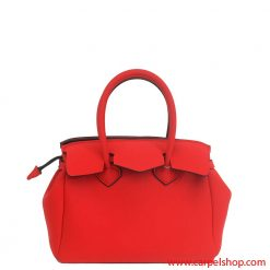 Borsa Save My Bag Miss Plus Red Coat dietro