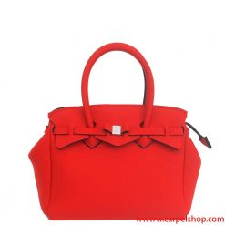 Borsa Save My Bag Miss Plus Red Coat