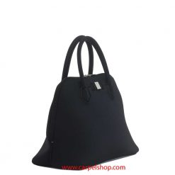 Borsa Save My Bag Princess Midi Nero lato